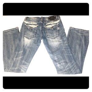 Miss Me Boot Cut Jeans 30W/34L